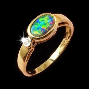 opal rings in australia