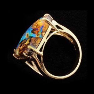 opal rings