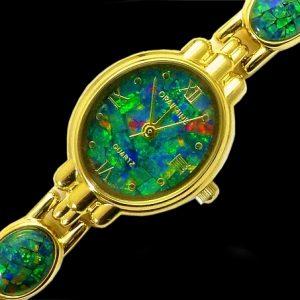 triplet opal bracelet