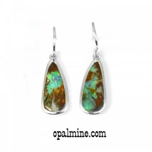 opal earrings boulder