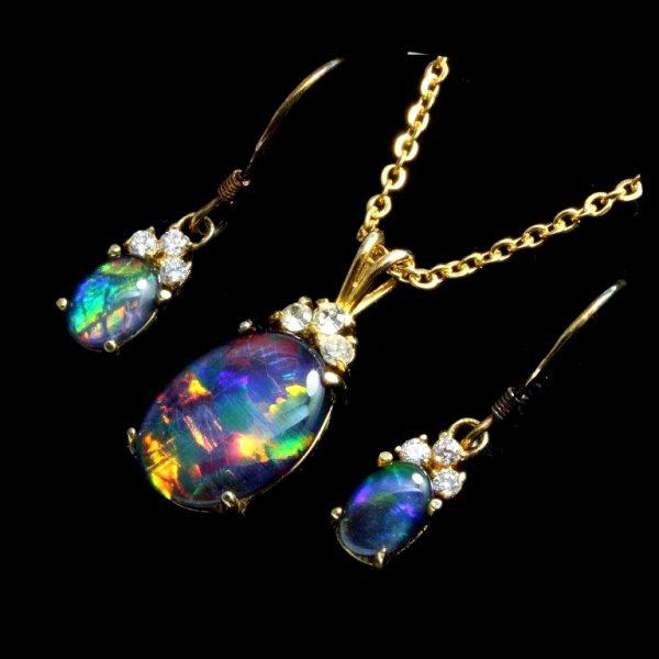 opal set