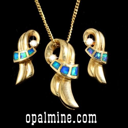 Opal Sets Inlay