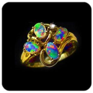 Fire Opal Jewelry