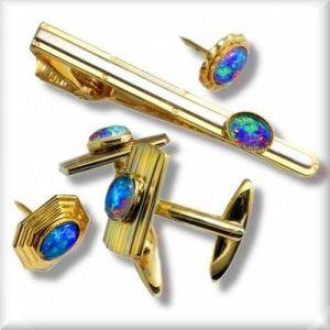 opal jewellery - Gents Opal