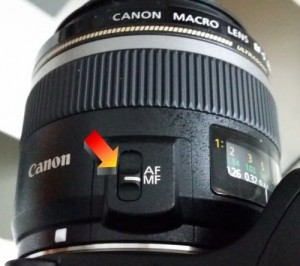 lens manual-auto switchr