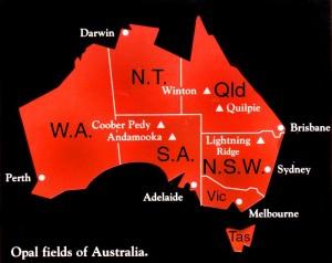 opal-and-Australia-video-Australia map showing opal fields