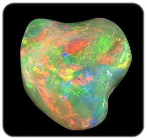Opal Unset Free-Form Crystal