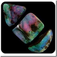 Pictures of Unset Opals