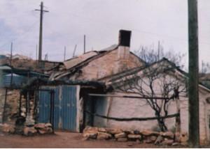Opal Miner's Huts