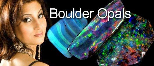 boulder opals