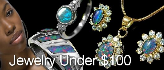 Opal Jewelry Under 100 Some As Low As 20 In Precious