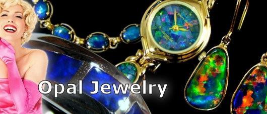Opal Jewelry - Jewellery
