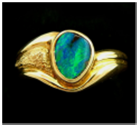 opal rings for sale